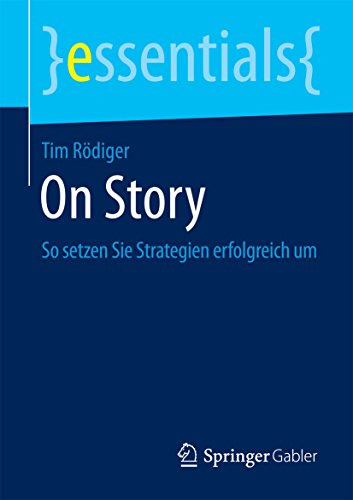 Tim Rödiger: On Story